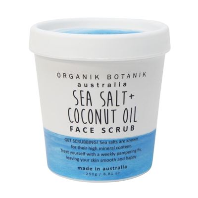 Splotch  Face Scrub Sea Salt