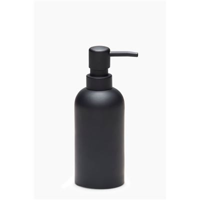 Manhattan Soap Dispenser Black 6.5X18.5Cm