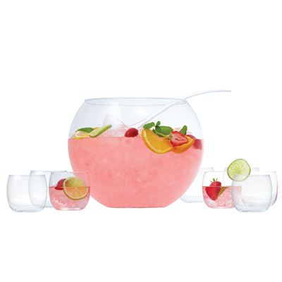 Salut Punch Set 10Pc
