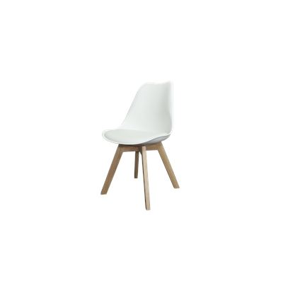 Set of 2 Brooklyn Chair White