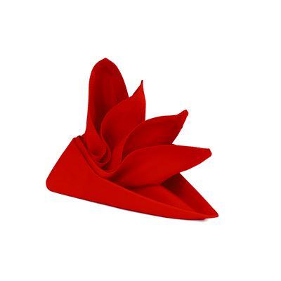 Lollipop Napkin Red 45x45cm