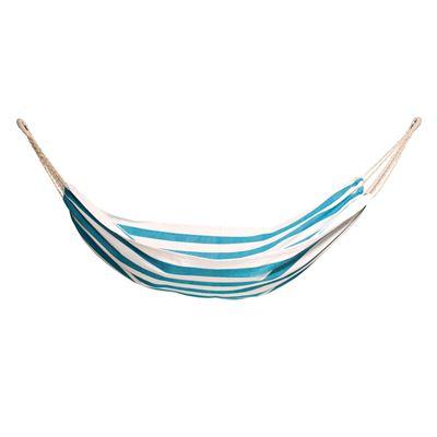 Alfresco Hammock 140x210cm Ocean Blue