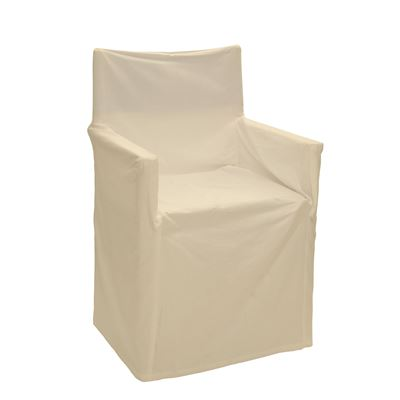 Alfresco Director Chair Covers Solid Beach Sand