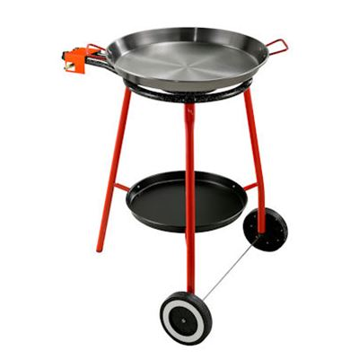 Paella 2-ring Burner with 40cm Pan