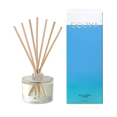 Reed Diffuser 200ml Blue Cypress & Amber