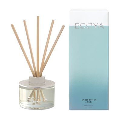 Reed Diffuser 50ml Spiced Ginger & Musk