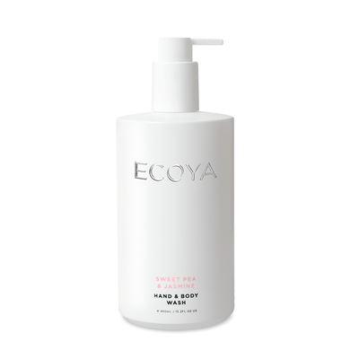 Hand & Body Wash 450ml Sweet Pea & Jasmine