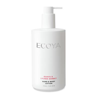 Hand & Body Lotion 450ml Guava & Lychee