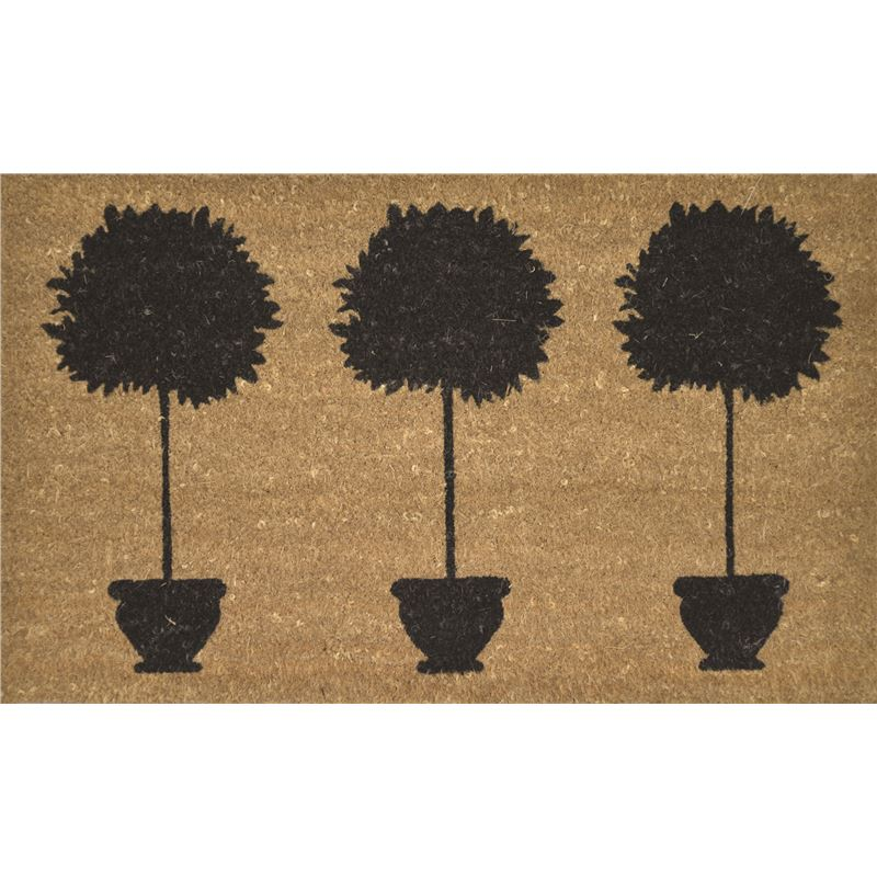 PVC Back Coir 3x Topiary