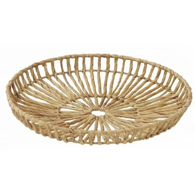 Omaha Wall Art / Basket 45cm Natural