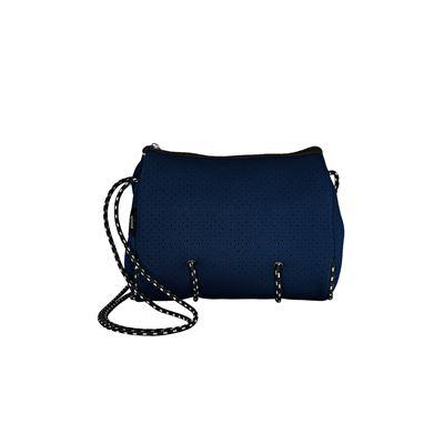 Neoprene Shoulder Bag Navy
