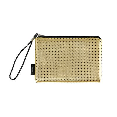 Neoprene Clutch Gold