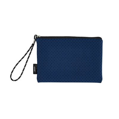 Neoprene Clutch Navy