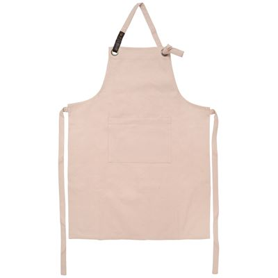 Apron Cotton Pale Pink 60X84cm