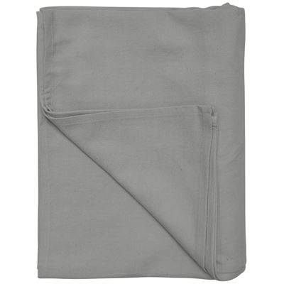 Tablecloth Cotton Warm Grey 180X320cm