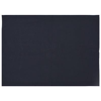 Teatowel Cotton Navy Blue 50X70cm