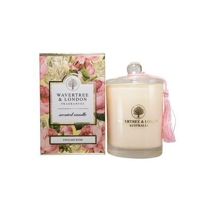 English Rose Candle 60 Hour