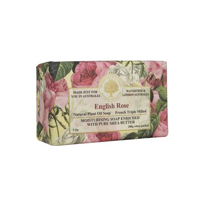 English Rose Soap 200Gm