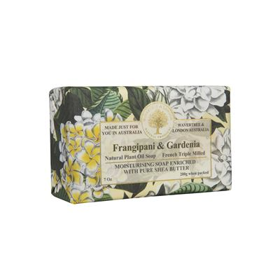 Frangipani & Gardenia Soap 200gm
