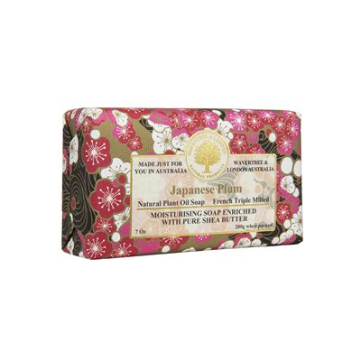 Japanese Plum Soap 200Gm