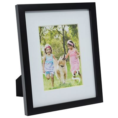 Gallery Frame Black 20x25cm - 12.5x17.5cm Open