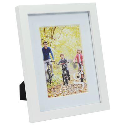 Gallery Frame White 15x20cm - 10x15cm Open
