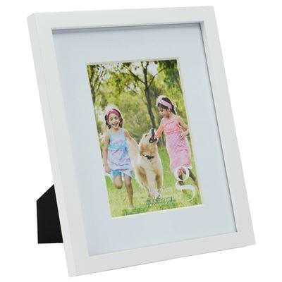 Gallery Frame White 20x25cm - 12.5x17.5cm Open