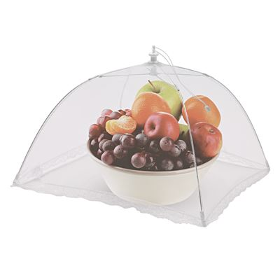 Square Net Food Cover 40cm Nylon