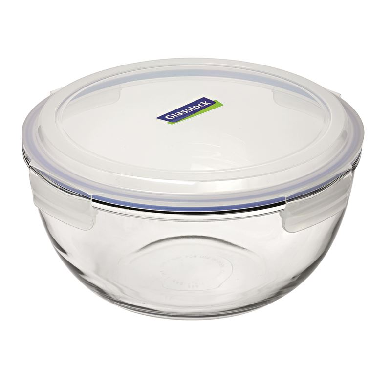 Mixing/Storage Tempered Glass Bowl 4000ml