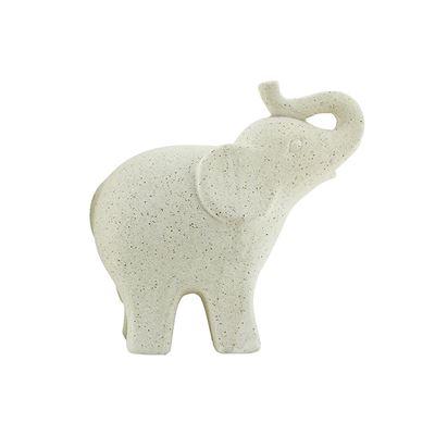 Navajo Natural Elephant 18X10Cm