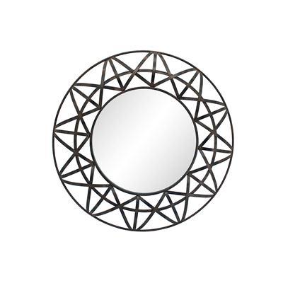 Sun Wall Mirror 91X6Cm