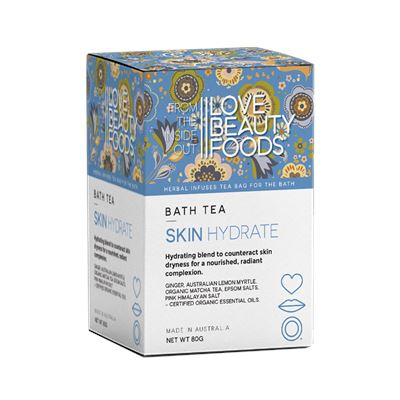 Skin Hydrate bath tea 3 serves