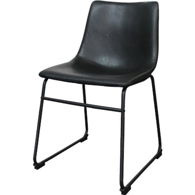Harvey Dining Chair Black