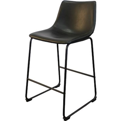 Harvey Bar Stool Black