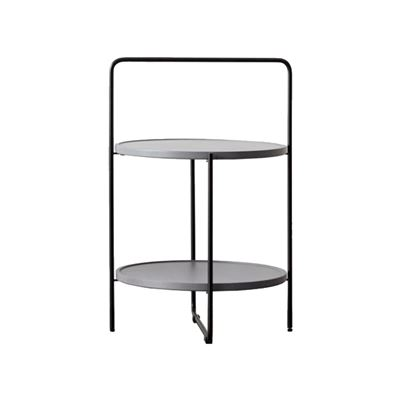 Monika Side Table Grey 50x60cm