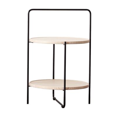 Monika Side Table Oak 50x60cm