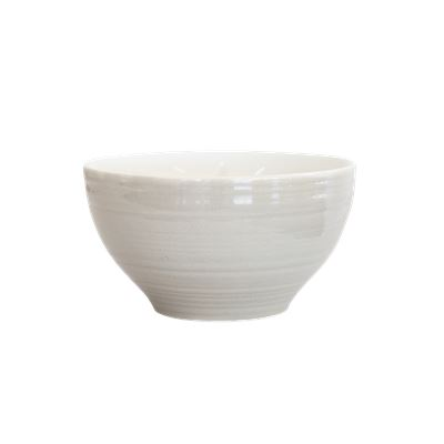 DO NOT USE Ceramic Bowl Taupe 11cm Pk2