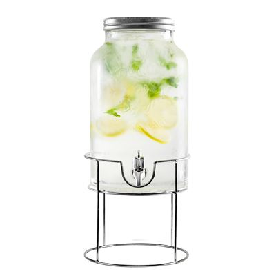 Drink Dispenser Quality Beverages 5L with Stand