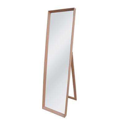 Oak Mirror Standing Rectangle 45x165cm