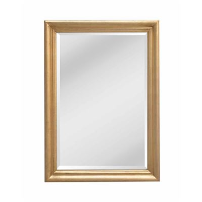 Classic Mirror Country Gold 75x105cm