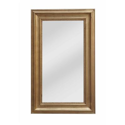 Classic Mirror Country Gold 80x130cm