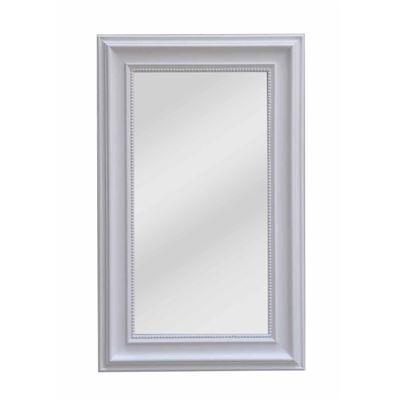Classic Mirror White Wash 80x130cm