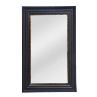 Classic Mirror Black & Gold 100x160cm