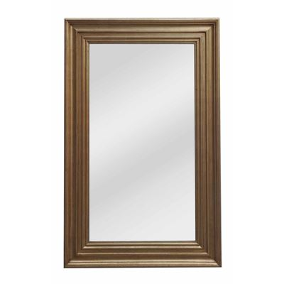 Classic Mirror Country Gold 100x160cm