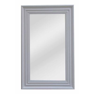 Classic Mirror White Wash 100x160cm
