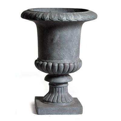 French Vase Medium Grey 40x54cm