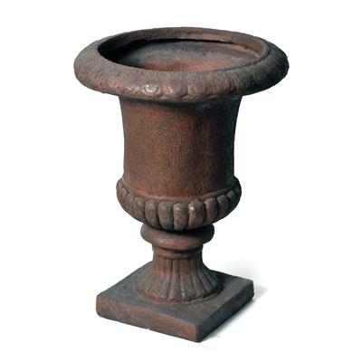 French Vase Medium Rust 40x54cm
