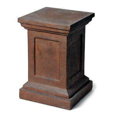 Column Small Rust 25x37cm