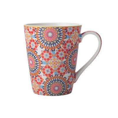 T&C Isfara Mug 360Ml Bukhara Red Gb