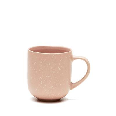 Stonewash Mug 360ml Set of 4 - Pink